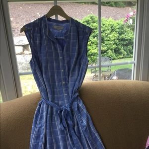 Blue loft hamptons dress